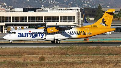 A picture of GCOBO - ATR 72500 - [0852] - © Manuel Llama - Benalmadena Spotters