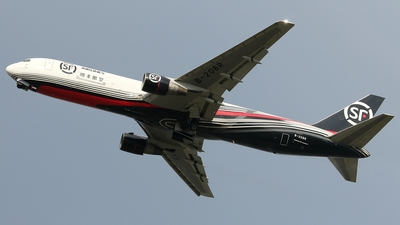 B-208R - Boeing 767-36D(ER)(BCF) - SF Airlines