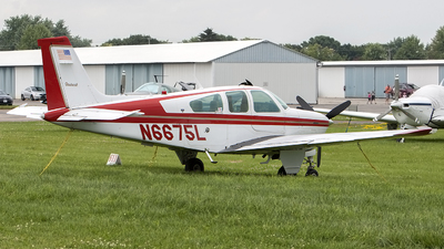 N6675L - Beechcraft F33A Bonanza - Private