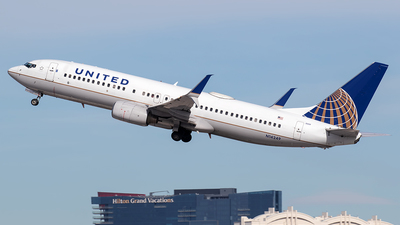 N14249 - Boeing 737-824 - United Airlines