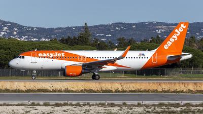OE-INE - Airbus A320-214 - easyJet Europe