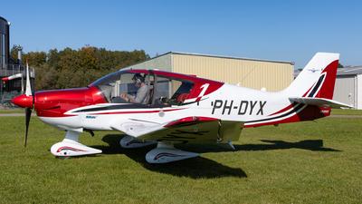 PH-DYX - Robin DR400/140B Dauphin - Private