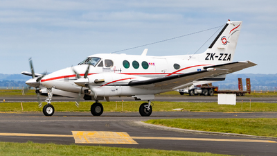 ZK-ZZA - Beechcraft C90A King Air - Skyline Aviation
