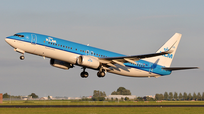 PH-BCA - Boeing 737-8K2 - KLM Royal Dutch Airlines