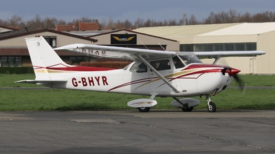 G-BHYR - Reims-Cessna F172M Skyhawk - Private