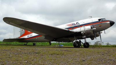 HK-1315 - Douglas DC-3 - Allas