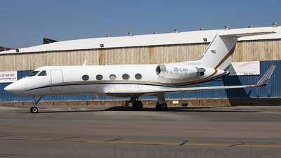 ZS-LAH - Gulfstream III - Norse Charter