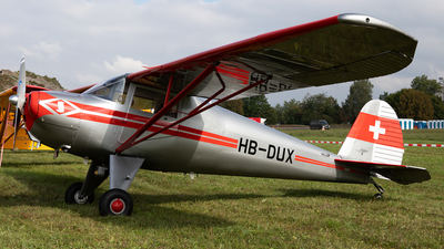 A picture of HBDUX - Luscombe 8A Silvaire - [2835] - © Alexandre Fazan