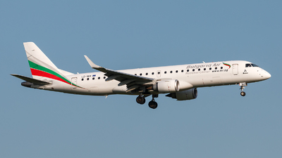 LZ-VAR - Embraer 190-100IGW - Bulgaria Air