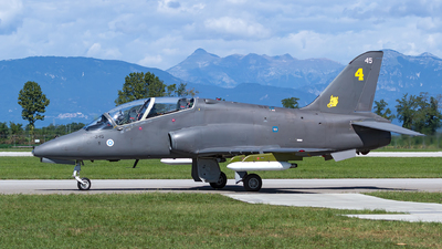HW-345 - British Aerospace Hawk Mk.51 - Finland - Air Force