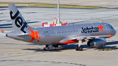VH-VFI - Airbus A320-232 - Jetstar Airways