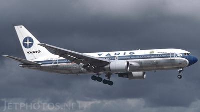 PP-VNQ - Boeing 767-241(ER) - Varig