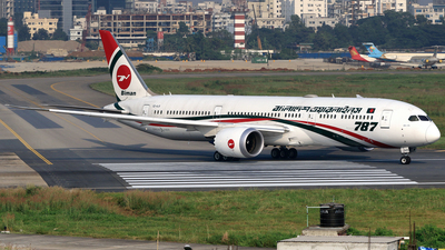 A picture of S2AJX - Boeing 7879 Dreamliner - Biman Bangladesh Airlines - © Raihan Ahmed