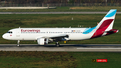 A picture of DABZN - Airbus A320216 - Eurowings - © Stefan Bayer