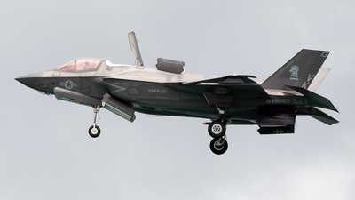 169412 - Lockheed Martin F-35B Lightning II - United States - US Marine Corps (USMC)