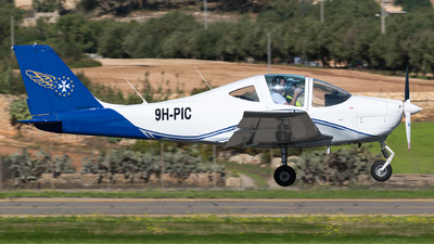 A picture of 9HPIC - Tecnam P2002 Sierra - [095] - © Jonathan Mifsud