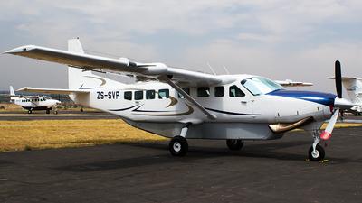 ZS-SVP - Cessna 208B Grand Caravan - Private