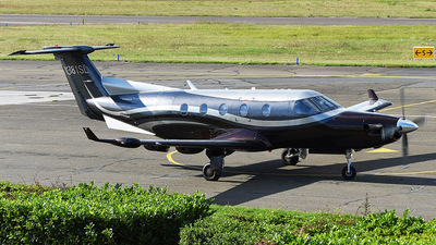 N381SL - Pilatus PC-12/45 - Private