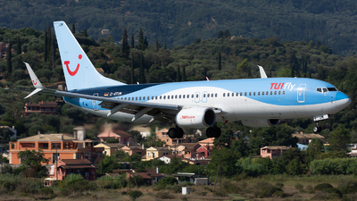 A picture of DATUM - Boeing 7378K5 - TUI fly - © Marcel Rudolf
