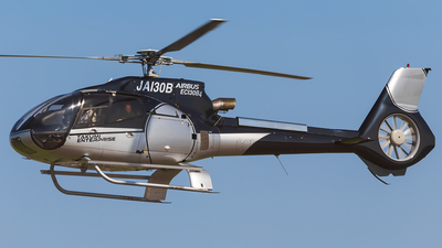 JA130B - Eurocopter EC 130B4 - Private