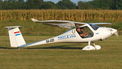 9A-UDI - Pipistrel Sinus 912 - Private