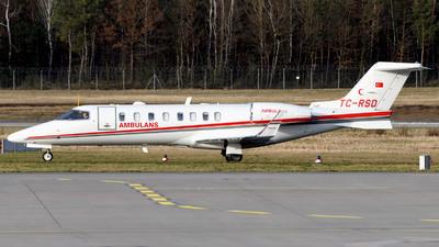 A picture of TCRSD - Learjet 45 - [45453] - © Günther Feniuk