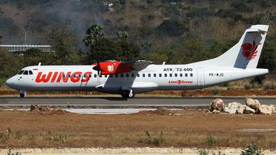 PK-WJO - ATR 72-212A(600) - Wings Air