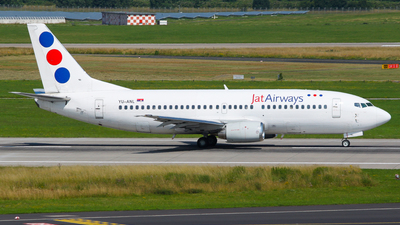 YU-ANL - Boeing 737-3H9 - Jat Airways