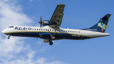 A picture of PRAQQ - ATR 72600 - Azul Linhas Aereas - © Jerfsonlluan