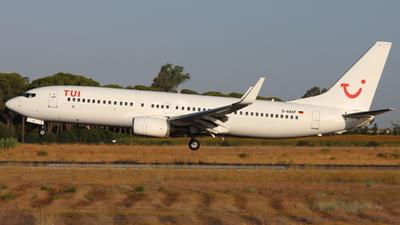 D-ABAF - Boeing 737-86J - TUI
