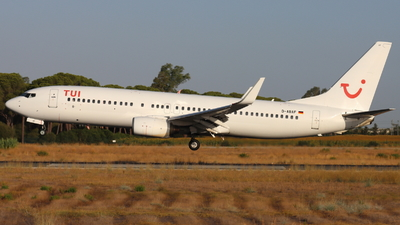 A picture of DABAF - Boeing 73786J - TUI fly - © Guille Gª del Alamo