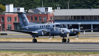 95-0096 - Beechcraft C-12R Huron - United States - US Army