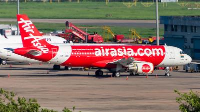 A picture of VTIXC - Airbus A320214 - AirAsia - © Sandeep Pilania