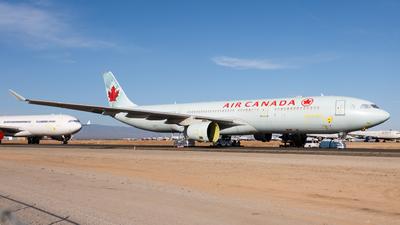 C-GFAJ - Airbus A330-343 - Air Canada