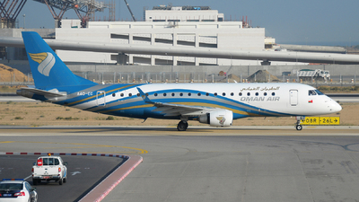 A4O-EC - Embraer 170-200LR - Oman Air