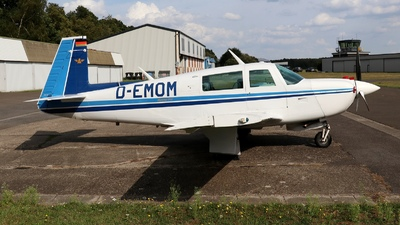 D-EMOM - Mooney M20J-201 - Private