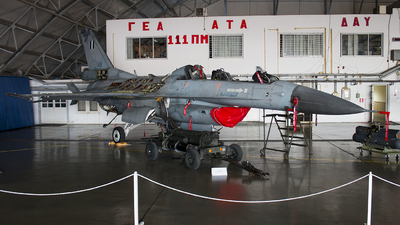 145 - Lockheed Martin F-16D Fighting Falcon - Greece - Air Force