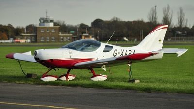 G-XARA - Czech Sport Aircraft PS-28 Cruiser - Private