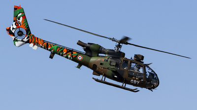 4145 - Aérospatiale SA 342M Gazelle - France - Army