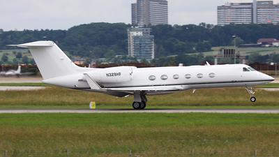N329HF - Gulfstream G450 - Private