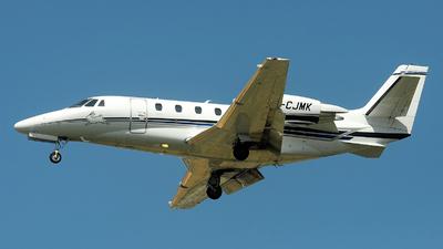 A picture of DCJMK - Cessna 560XL Citation Excel XLS - Air Hamburg - © Alexander Portas