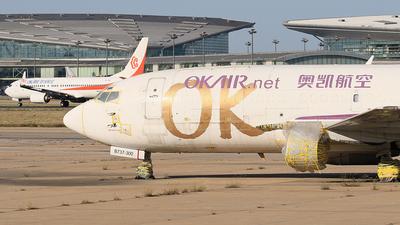 B-2117 - Boeing 737-3Q8(SF) - OK Air