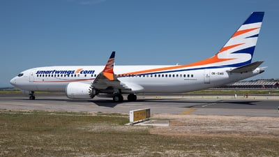 OK-SWA - Boeing 737-8 MAX - SmartWings