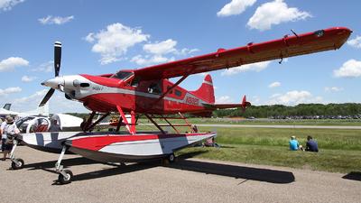 N8820 - De Havilland Canada L-20A Beaver - Gooding Lake Aviation