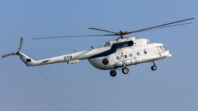 219 - Mil Mi-17 Hip - Bangladesh - Air Force