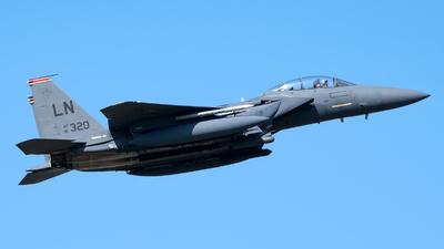 91-0320 - McDonnell Douglas F-15E Strike Eagle - United States - US Air Force (USAF)