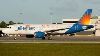 N231NV - Airbus A320-214 - Allegiant Air