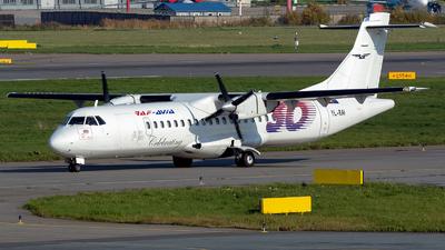 A picture of YLRAI - ATR 72202(F) - RAFAvia - © ArCher