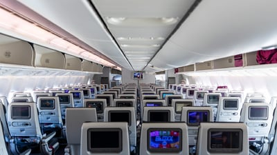 A7-BBB - Boeing 777-2DZLR - Qatar Airways