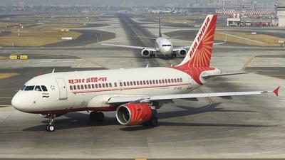 VT-SCQ - Airbus A319-112 - Air India